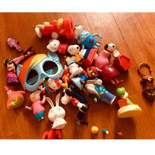 SALE toys for kids 20/ pcs