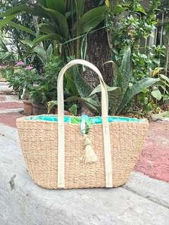 Rattan/Native/Summer Bag