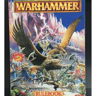 WARHAMMER FANTASY Rule Book (1996)