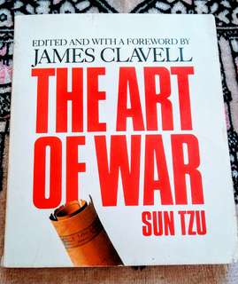Art of War by Sun Tzu