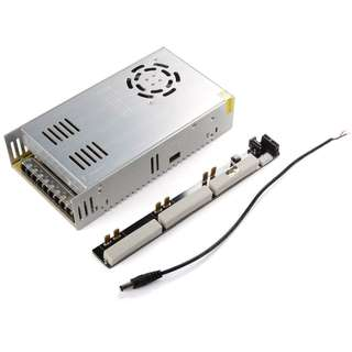 RC105 - 3電池並聯充電器理事會充電器板適配器板快速15 a為DJI Inspire 1