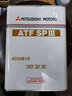 Mitsubishi Motors ATF SP 3 (4L)