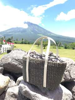 Rattan/Native/Summer bag