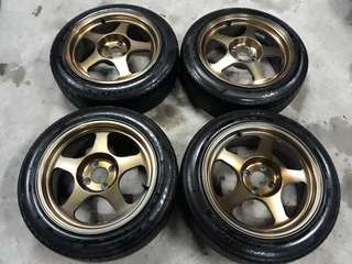 "Sportrim Spoon 16"" 4x100"