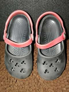 Authentic Kids Crocs