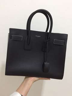 💯Authentic YSL Saint Laurent Sac De Jour