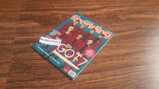 sparkling magazine monsta x and GOT7