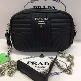 Brandnew! Authentic Quality Prada SlingBag