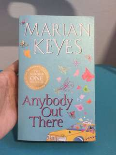 Anybody Out There by Marian Keyes - English Novel Story