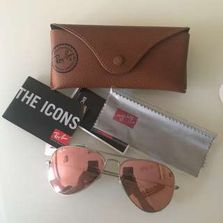 Ray ban aviator (authentic)REPRICED