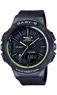 Casio Baby-G Step Tracker BSG-100