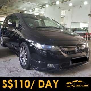 Odyssey Honda - Hari Raya / Contract