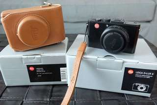Leica D-lux6 Digital Camera