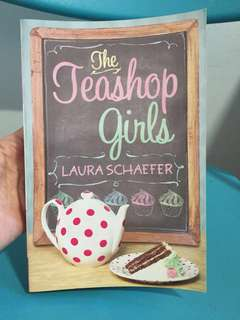 The Teashop Girls by Laura Schaefer- English Novel Story