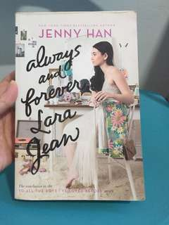 Always and Forever, Lara Jean by Jenny Han - English Novel Story
