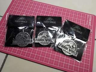 Movie Merchandise - Jurassic World Fallen Kingdom Keychain