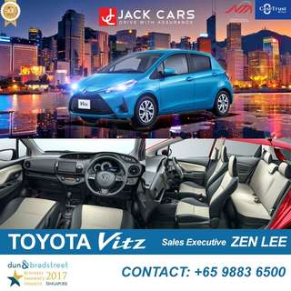 Toyota Vitz Hybird