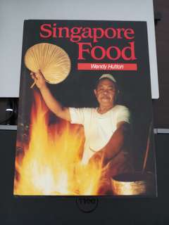 Cooking Book Singapore Food