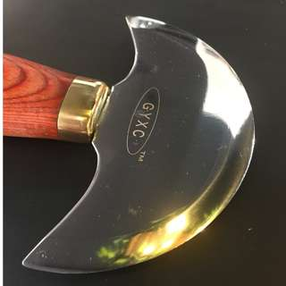 Round Knife