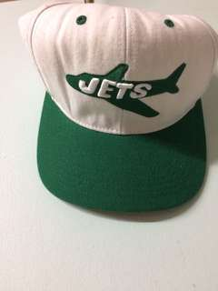 Mitchell and Ness New York Jets SnapBack