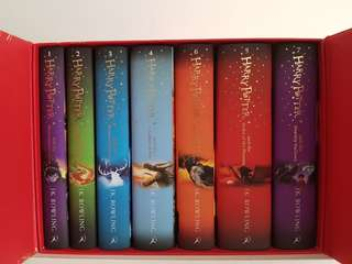 Harry Potter Collector Set of Books