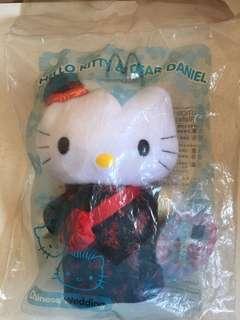 Hello Kitty & Dear Daniel Wedding Doll
