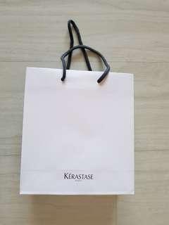 Kérastase paperbag original