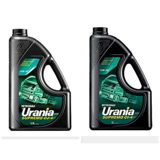 PETRONAS URANIA DIESEL OIL