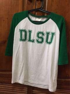 DLSU shirt