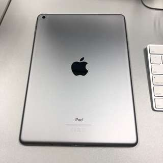 "iPad 9.7"" 6th 2018 128gb space gray (support Apple Pencil )"