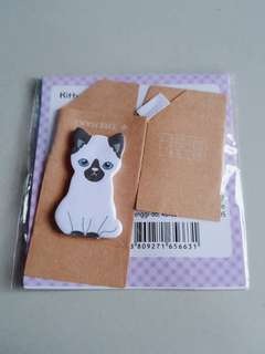 Cat in a Box Sticky Notes (BORI)