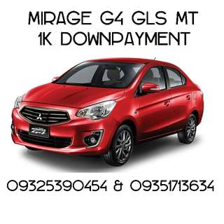 Mirage G4 GLS MT. Top of The Line