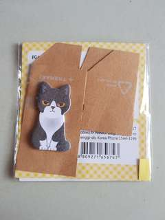 Cat in a Box Sticky Notes (SIDO)