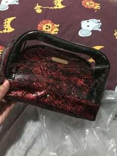 Victoria's Secret Signature Trio Bag