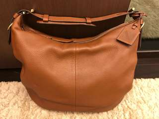 Reed Krakoff leather hobo handbag