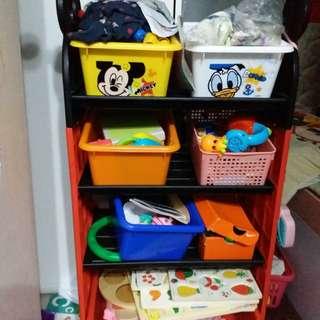 米奇老鼠玩具櫃