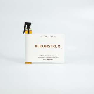 [In Stock] Rekonstrux Eczema Relief Oil Sample