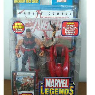 Marvel Legends Toybiz Wonderman Brand New MOC