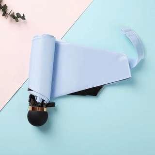 #簡單UV圓頭便攜傘