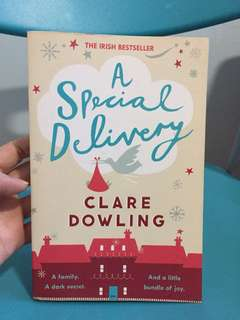 A Special Delivery by Clare Dowling - English Novel Story