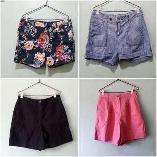 Plus Size Shorts Bundle