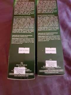 Furterer thining shampoo + sample bottle
