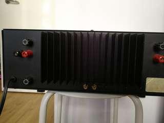 Bk power amplifier ST -140