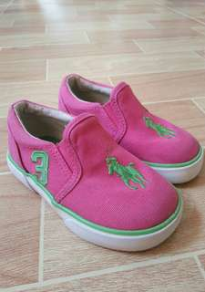 Orig Ralph Lauren shoes 14cm
