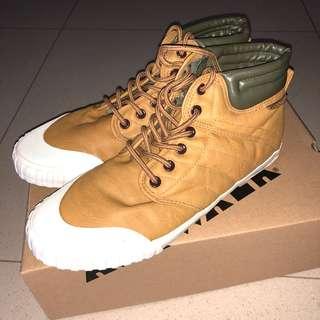 Sepatu kulit airwalk