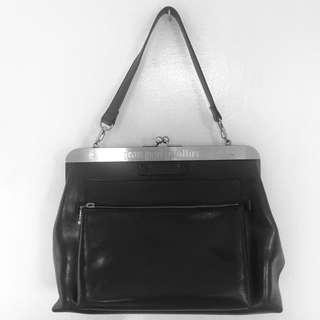 Jean Paul Gaultier Leather Bag