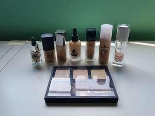 Foundation and Skin Base Massive Sale! Anastasia Beverly Hills, Guerlain, Cover FX, Maybelline, Essence
