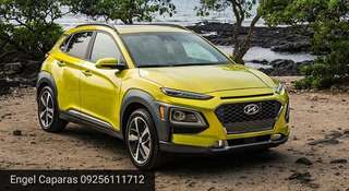 Hyundai KONA LOWEST Downpayment!!!