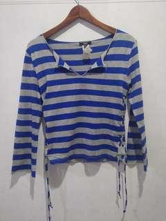 Manggo blue t-shirt