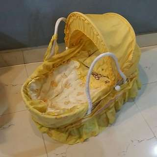 Baby carrier sleeping basket Made by canes
